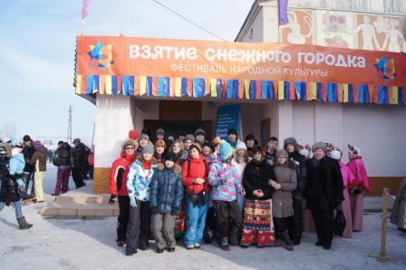 Фестиваль народной культуры 2011