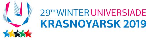 Логотип Зимней универсиады 2019