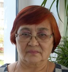 Сапон Мария Алексеевна